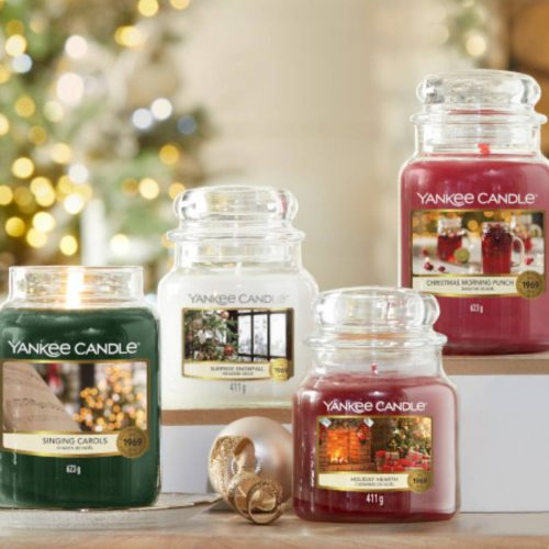 Christmas Candles & Diffusers